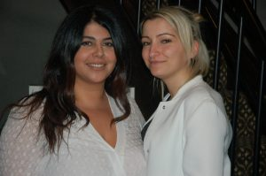 Dr. Celio Alexandra and Christina